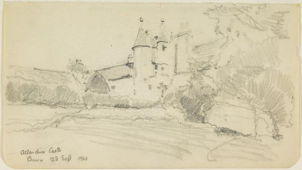 Allardice Castle (1921)