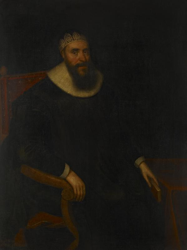 Sir Thomas Hope, d. 1646. Lord Advocate of Scotland (Dated 1627)