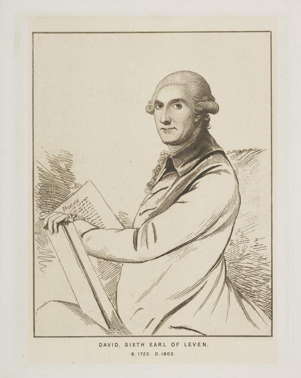 David Melville, 6th Earl of Leven and 5th Earl of Melville, 1722 - 1802