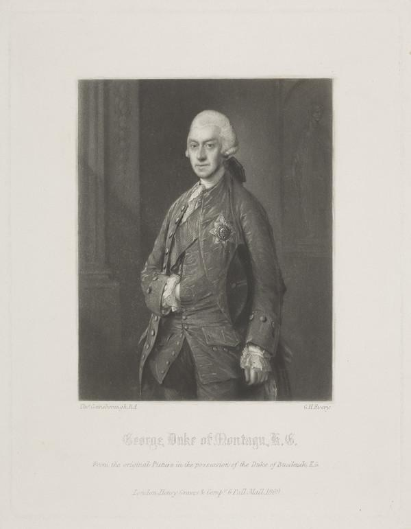 George Brudenell-Montagu, Duke of Montagu and 4th Earl of Cardigan, 1712- 1790 (Published 1869)