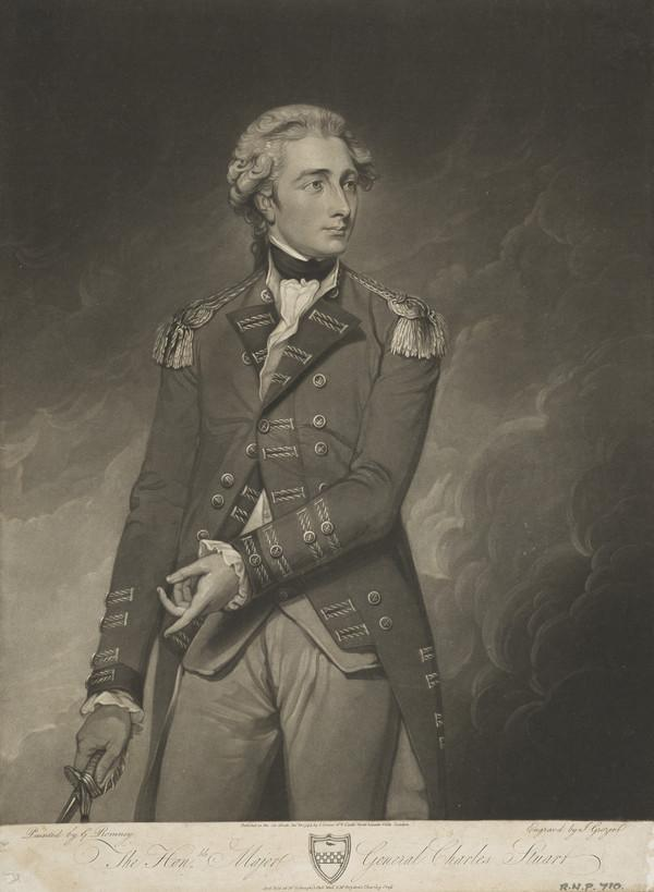 Sir Charles Stuart, c 1753 - 1793. General