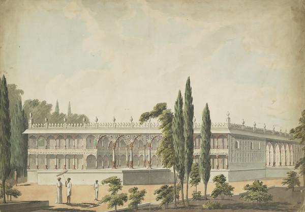 An Indian Palace, Seringapatam