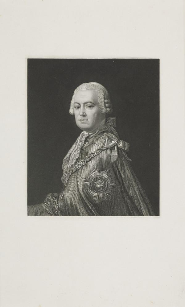 Sir Andrew Mitchell, 1708 - 1771. Diplomat