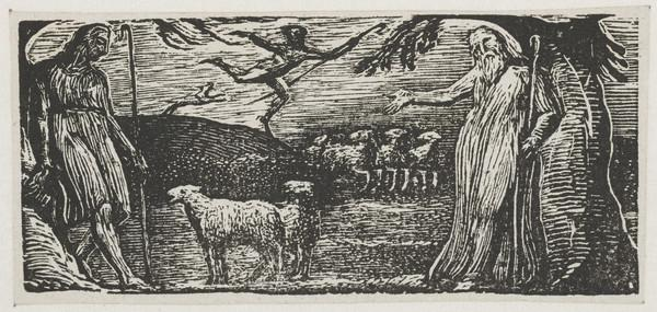 One of seventeen Illustrations to Thornton's 'Virgil' (1821)