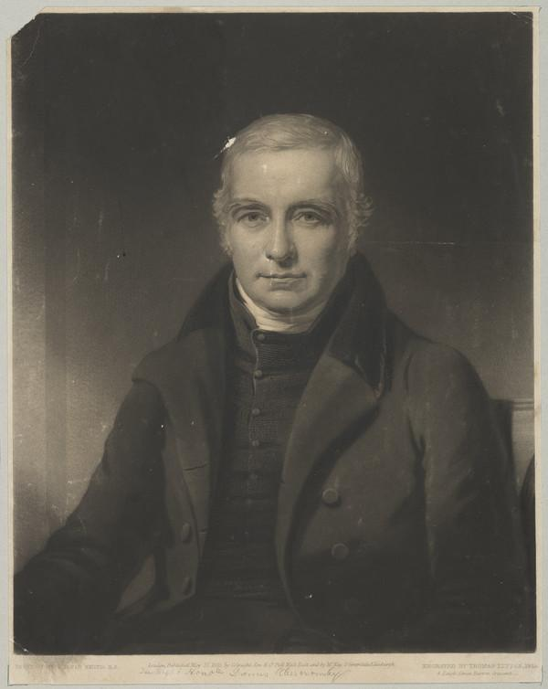 James Abercromby, 1st Baron Dunfermline, 1776 - 1858. Speaker of the House of Commons (1835)
