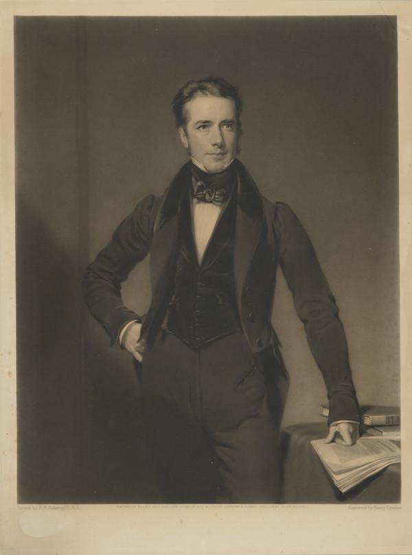 Thomas Drummond, 1797 - 1840. Irish administrator (Published 1841)