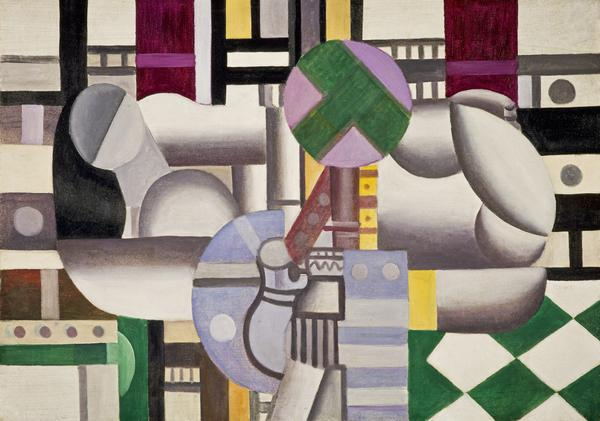 Femme et nature morte [Woman and Still Life] (1921)