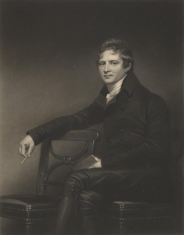 Dr Thomas Brown, 1778 - 1820. Professor of Moral Philosophy, Edinburgh University (1845)