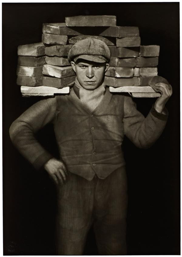 Handlanger [Bricklayer], 1928