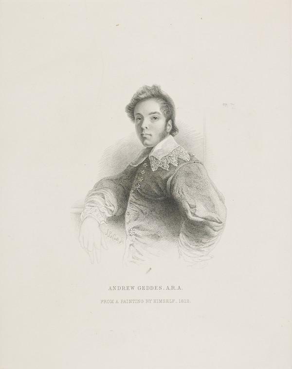 Andrew Geddes, 1783 - 1844. Artist