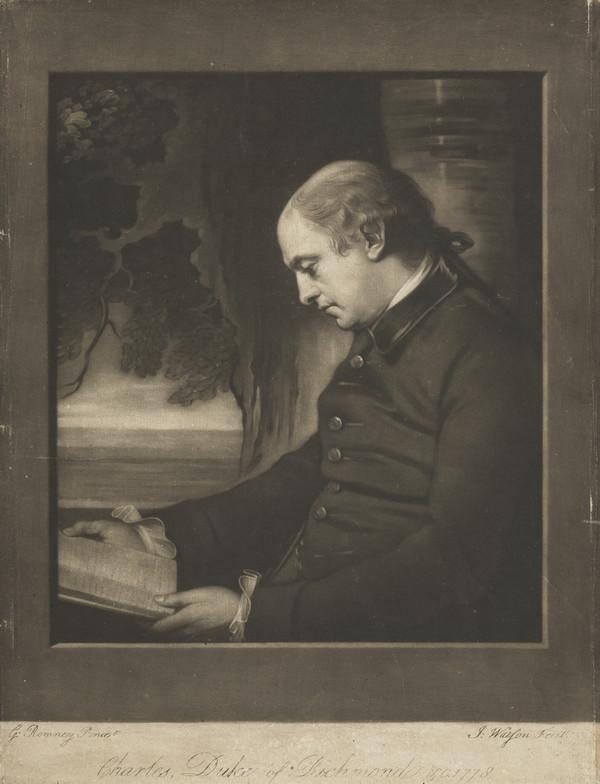 Charles Lennox, 3rd Duke of Richmond, 1735 - 1806 (Published 1778)