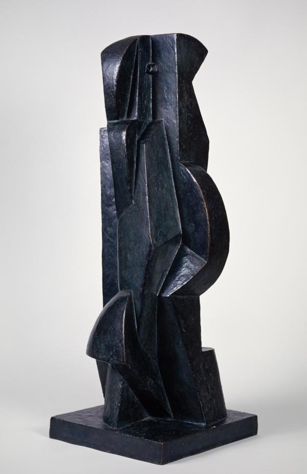 Figure assise [Seated Figure] (1916)