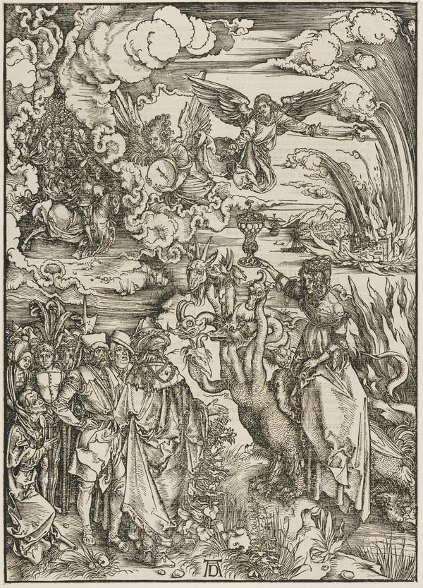 The Whore of Babylon (The Apocalypse) (About 1498)