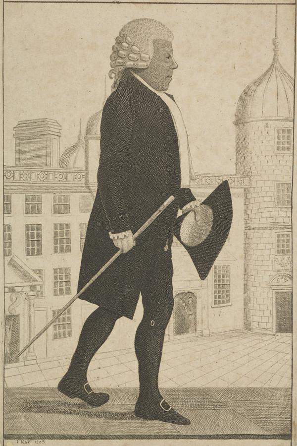 Sir Ilay Campbell of Succoth, 1734 - 1823. Lord President (1805)