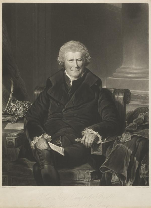 Sir Ilay Campbell of Succoth, 1734 - 1823. Lord President