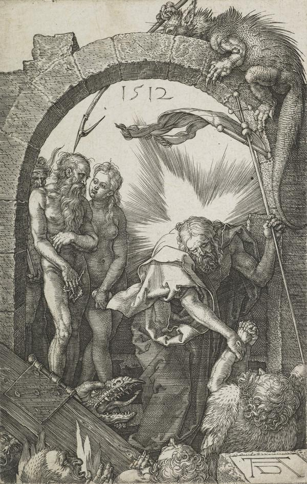 Harrowing of Hell; Christ in Limbo (1512)