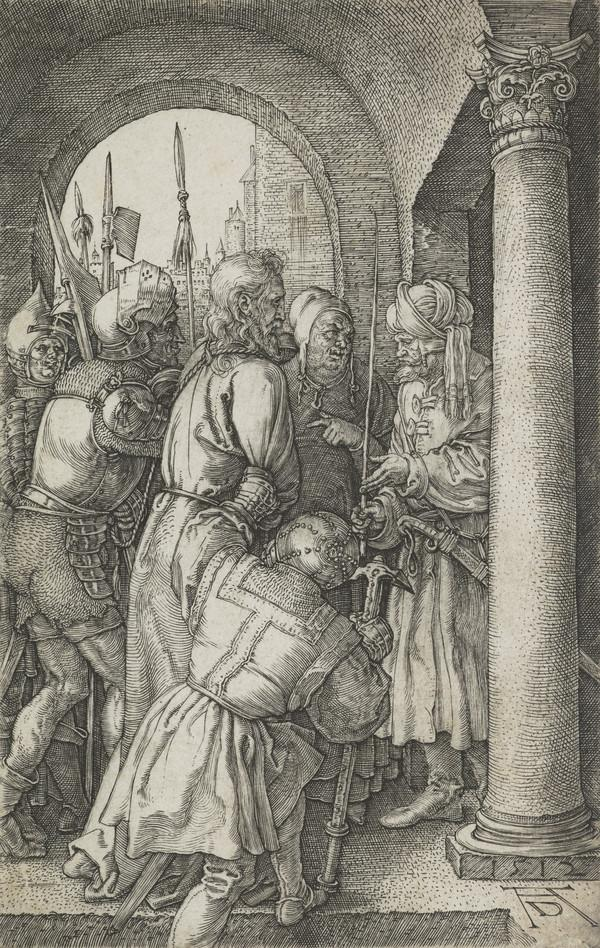 Christ before Pilate (1512)