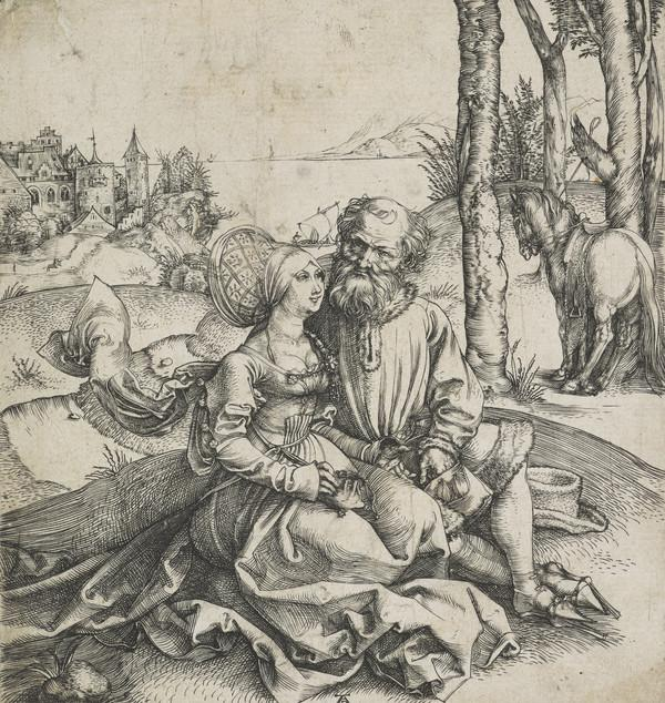 The Ill-Assorted Couple (About 1495)