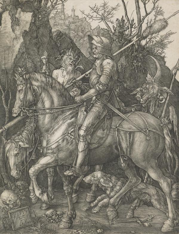 Knight, Death and Devil (1513)