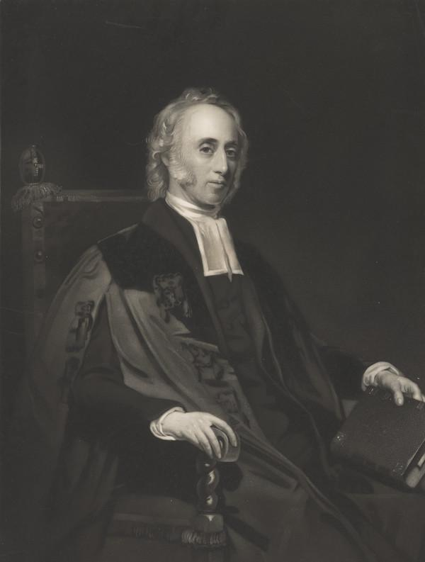 Rev. Robert Gordon, 1786 - 1853. Professor of Divinity in the Free Church College (Published 1846)