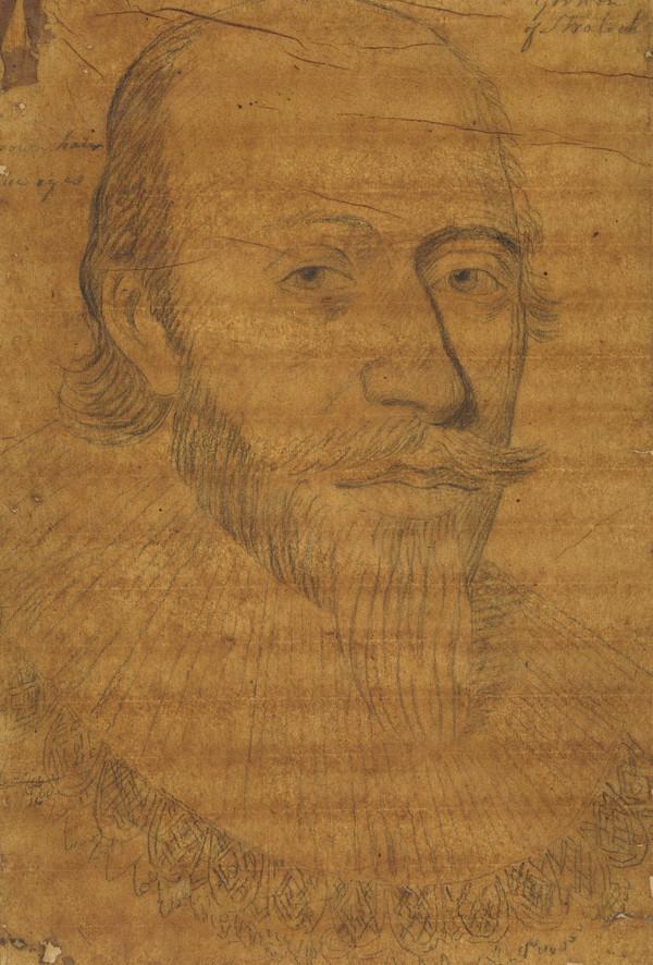 Robert Gordon of Straloch, 1580 - 1661. Geographer