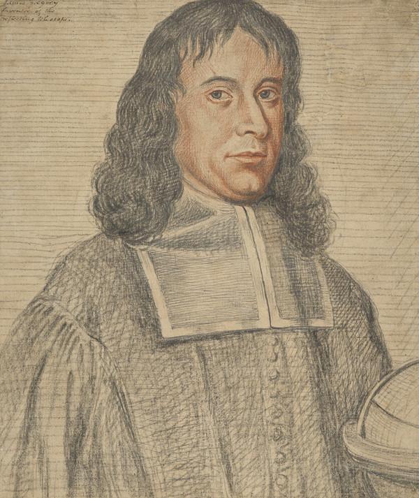 Professor James Gregory, 1638 - 1675. Mathematician