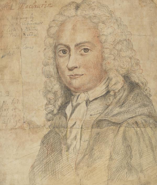 Colin Maclaurin, 1698 - 1746. Mathematician