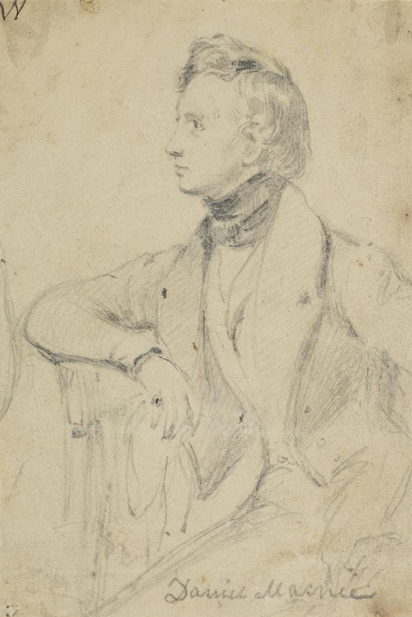 John Sheriff, 1816 - 1844. Artist