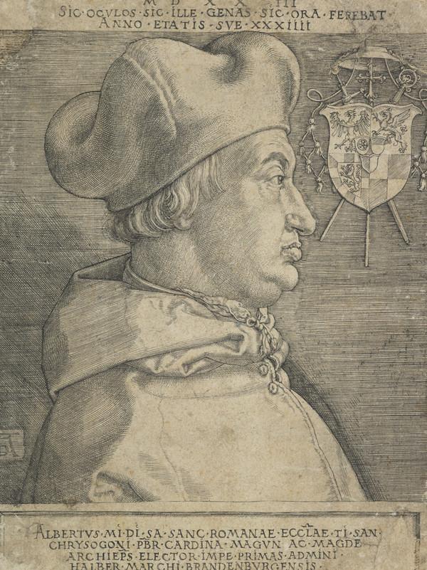 Cardinal Albrecht of Brandenburg; or, The Great Cardinal (1523)