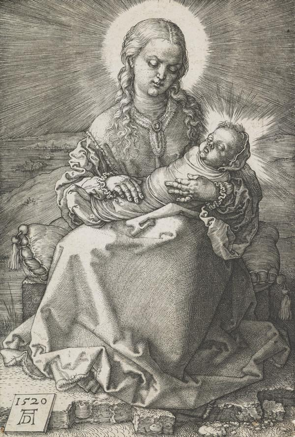 Madonna with the Swaddled Infant (1520)