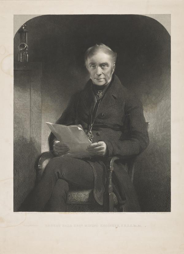 Robert Bald. Civil engineer (Published 1856)