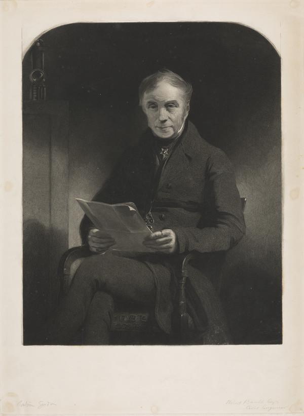 Robert Bald. Civil engineer