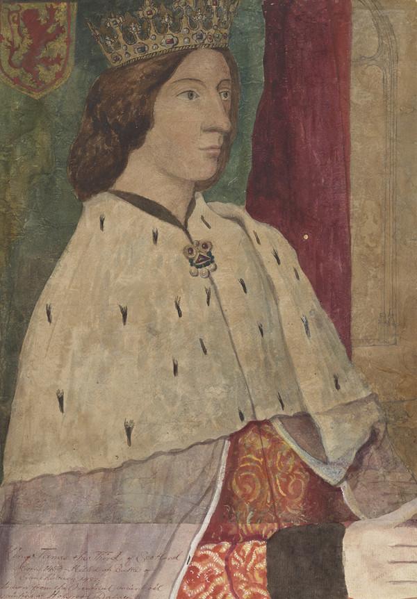 James III, 1451 - 1488. Reigned 1460 - 1488