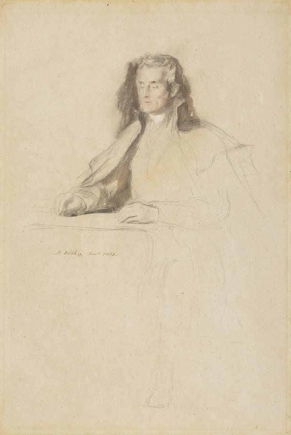 Arthur Wellesley, 1st Duke of Wellington, 1769 - 1852. Soldier and statesman (1833)