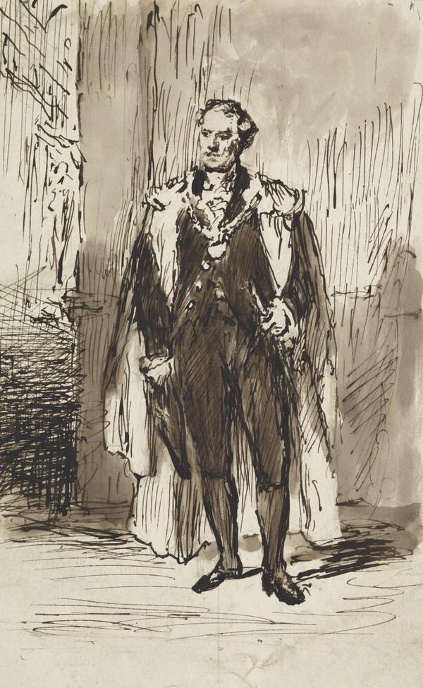 Sir James Bain, 1817 - 1898. Lord Provost of Glasgow