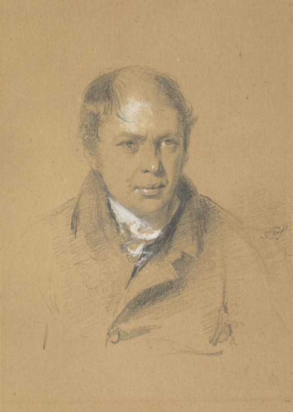 Professor William Wallace, 1768 - 1843. Mathematician