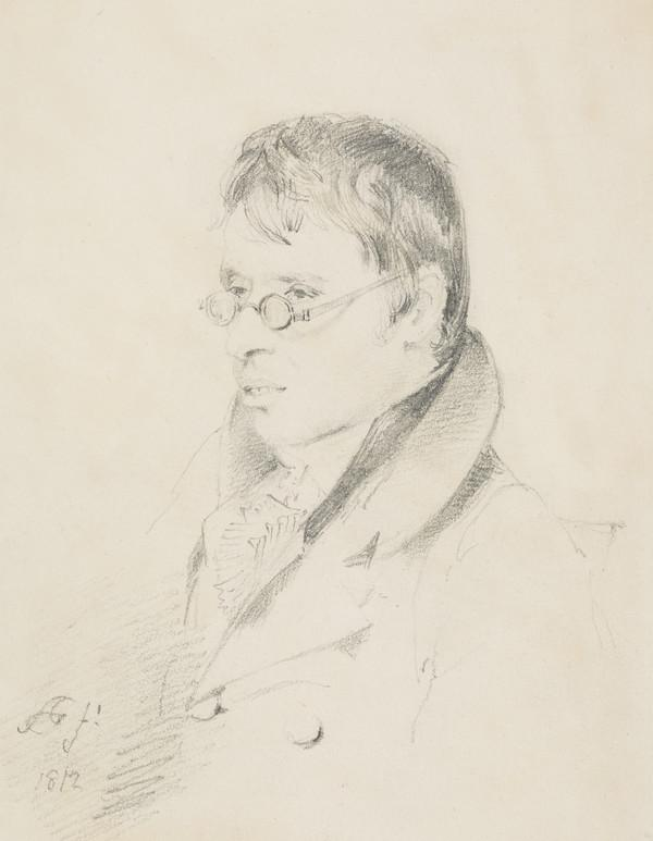 Professor Alexander Murray, 1775 - 1813. Linguist (1812)