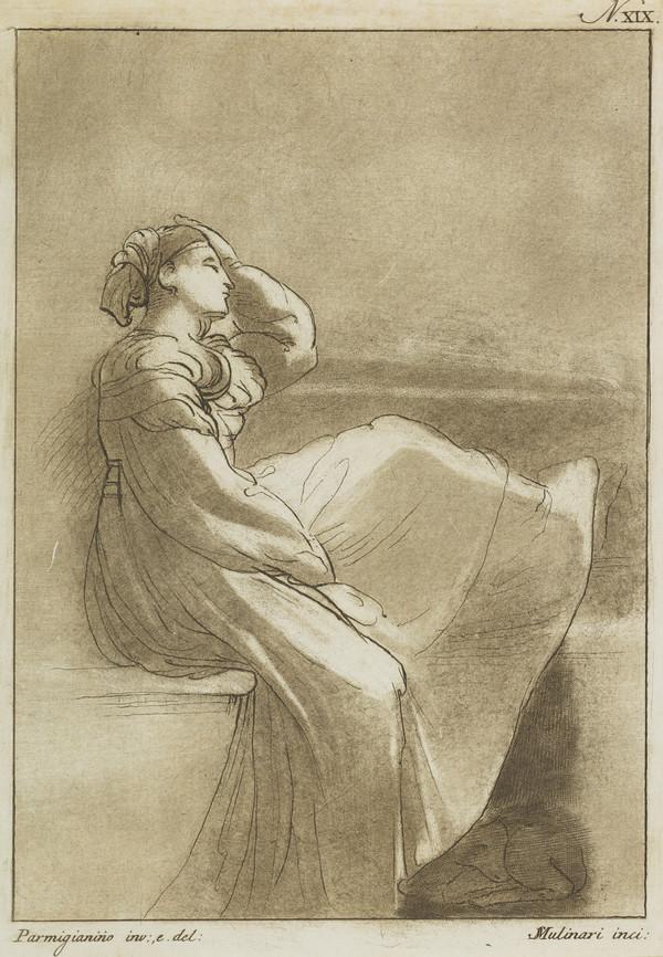 Melancholy (Erythraean Sibyl)