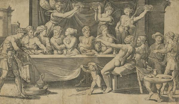 Feast of the Gods (Wedding of Psyche)
