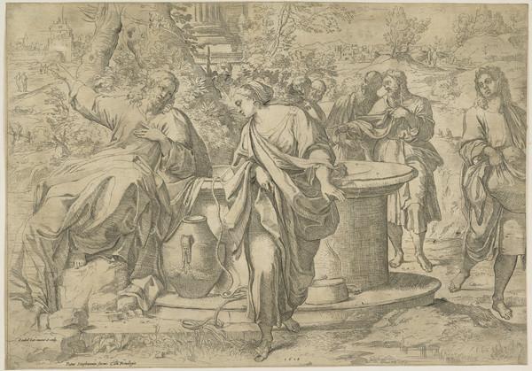 Christ and the Woman of Samaria (1610)