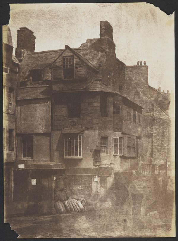 John Knox's house [Edinburgh 3] (1843 - 1847)