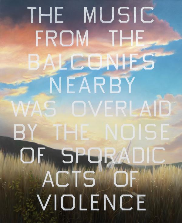 The Music from the Balconies (1984)