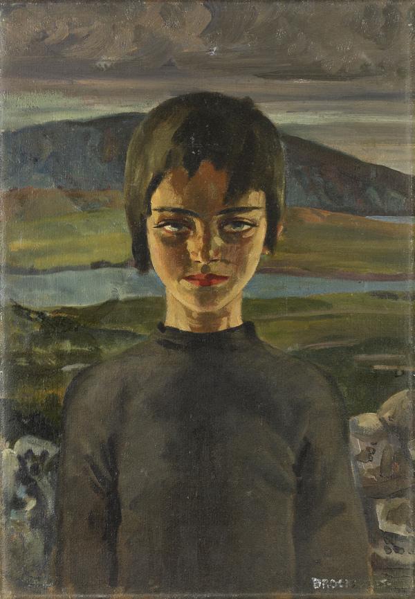 Peasant Girl (1916)