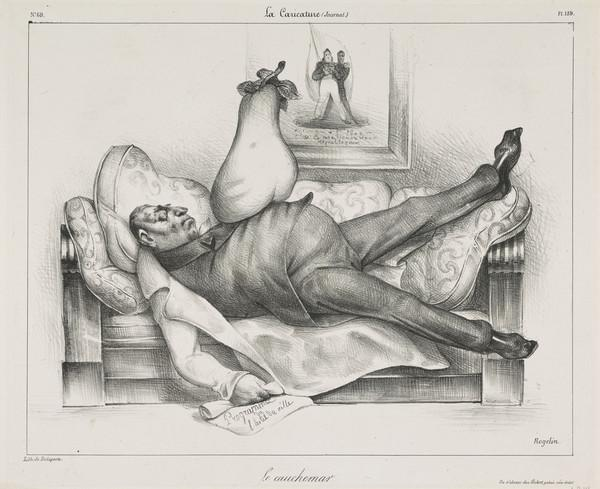 Le cauchemar [The Nightmare] (1832)