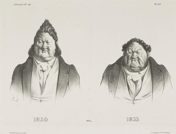 1830 et 1833 (Louis-Philippe I) (1833)