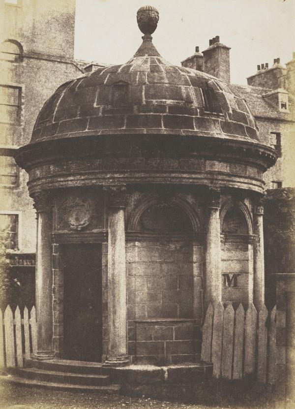 Greyfriars Churchyard, the Mackenzie Tomb [Edinburgh 75] (1843 - 1847)