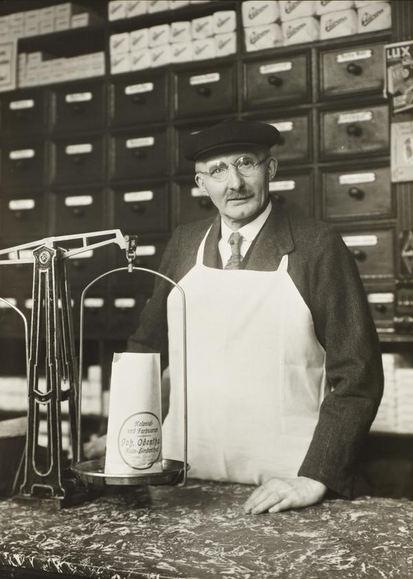 Grocer and Hardware Dealer, about 1929 (about 1929)