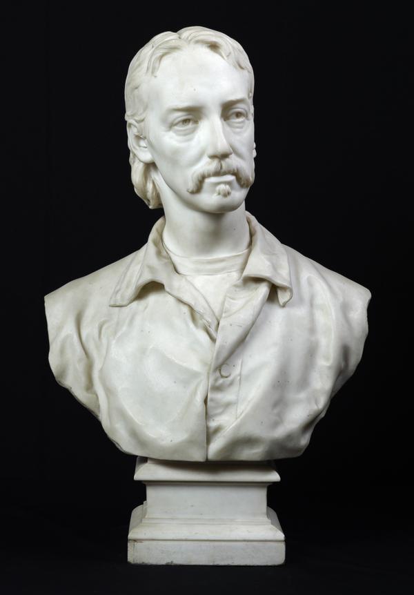Robert Louis Stevenson, 1850 - 1894. Essayist, poet and novelist