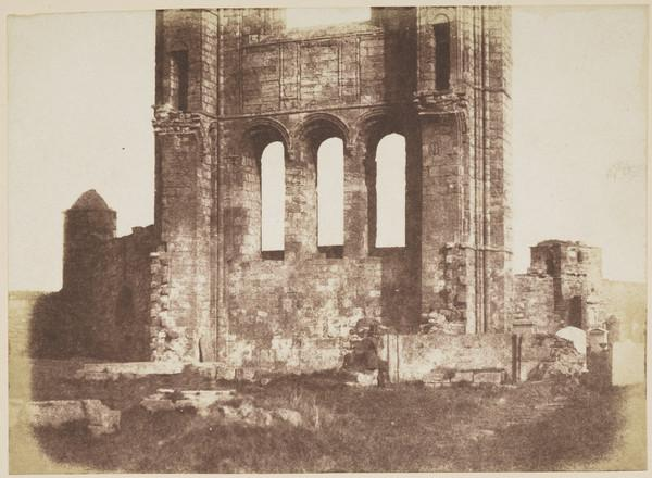 St Andrews Cathedral, East Gable [St Andrews 20] (1843 - 1847)