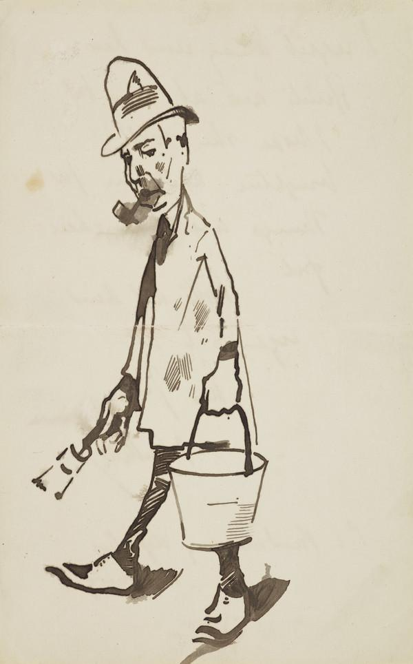 Joseph Crawhall, 1861 - 1913. Artist
